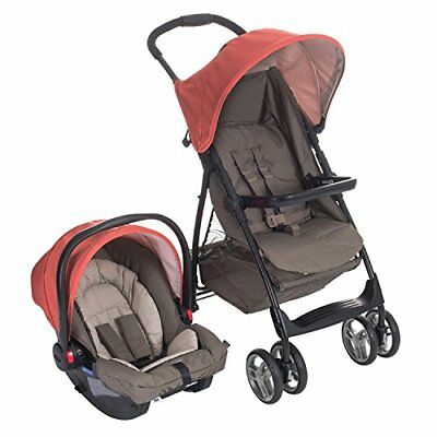 Graco LiteRider LX - Sistema de viaje, color Woodland Walk