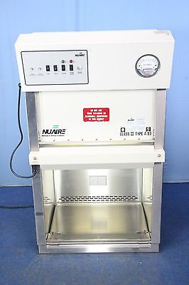 Nuaire NU-425-200 2 Foot Lab Fume Hood with Warranty