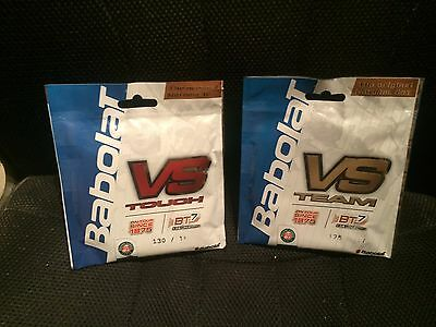 Babolat VS Natural Gut String (Team 16/Touch 17)