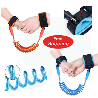 Toddler Baby Kids Safety Harness Hand Belt Walking Anti-lost Strap Keeper Leash