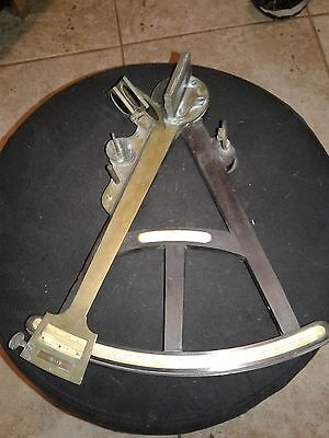 ANTIQUE ENGLISH NAUTICAL SEXTANT  london