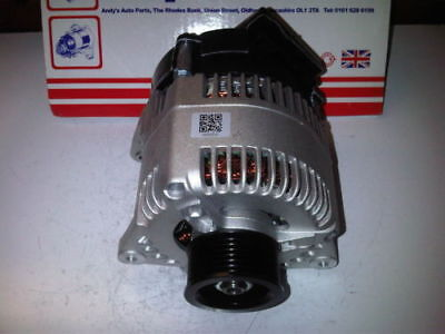 LAND ROVER DISCOVERY 2.5 D TD TDI DIESEL 1990-1998 NUOVO 100A Alternatore