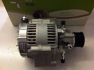 LAND ROVER DISCOVERY 2.5 TD5 DIESEL NUOVO PSH + LINE 120A Alternatore & POMPA