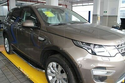 fits Land Rover Discovery Sport 2015-2019 new running board side step Nerf bar