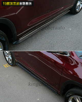 new fit Highlander Kluger 2014-2017 side step running board Nerf bar protector