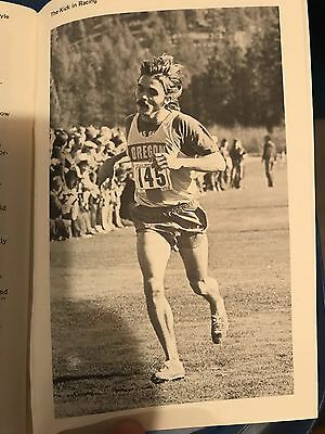 Running with Style Book vintage 1975 training Steve Prefontaine
