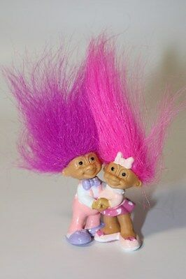 Vintage Russ Valentine's Day Troll Couple Dancing