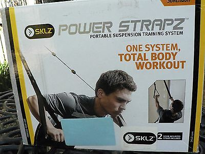 SKLZ Power Strapz Portable Suspension Training System