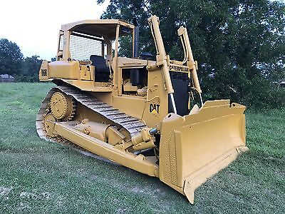1986 Caterpillar D6H XL For Sale Cat Dozer Cat Bulldozer NICE LQQK