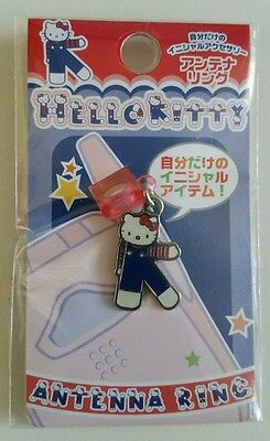Hello Kitty Letter K Antenna Pencil Ring