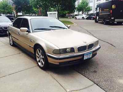 1998 BMW 7-Series  BMW 740il 1998