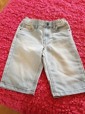 Boys Denim Shorts Age 7-8 Years