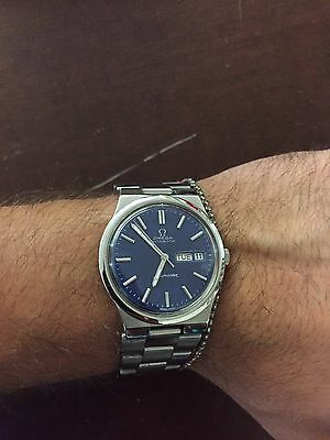 Omega Seamaster Day Date Automatic vintage