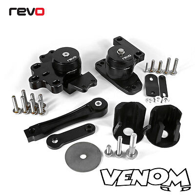 REVO Performance 3 Piece Engine Mounts Set VW Golf MK6 GTi - 2RV511M500102