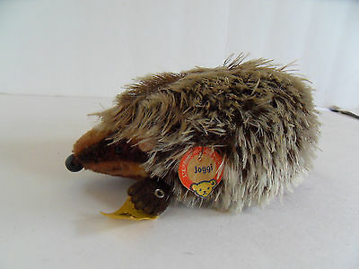 Steiff  hedgehog porcupine mohair all IDs made in Germany 2217
