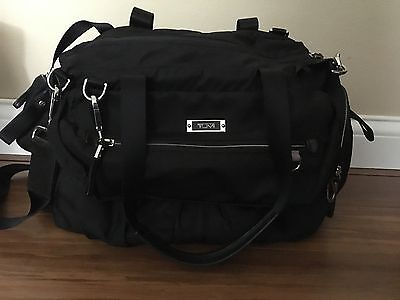 RARE Tumi Voyager Diaper Bag.  Sold Out Everywhere! Retails $400! MUST SELL!