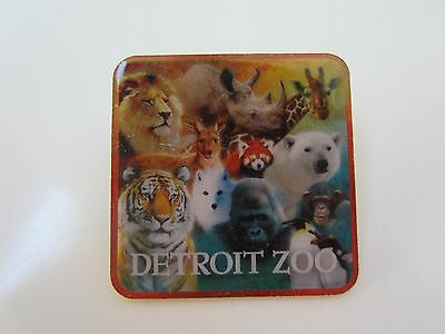 Collectible DETROIT ZOO Pin NEW