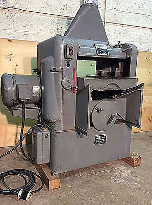 "Delta Rockwell 18""  Planer Variable Speed Vintage 22-200 5HP / 3 Phase"