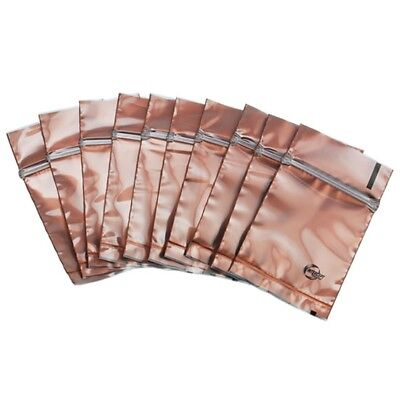 "Anti Tarnish TRANSLUCENT Corrosion 4"" x 4"" Anti-Tarnish Zip-Lock Bags (10 Pack)"