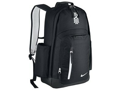 Nike Kyrie Laptop Basketball Backpack Black White BA5133 010