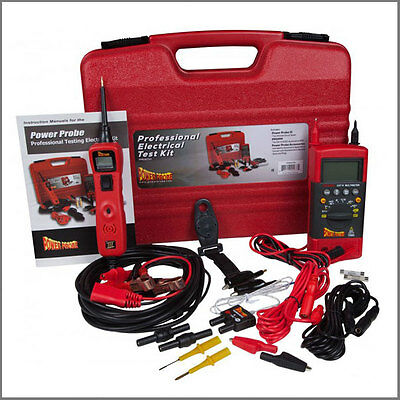 Power Probe PPROKIT01 Professional Testing Electrical Automotive Kit