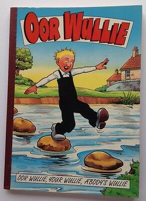Oor Wullie annual 1996 very good condition