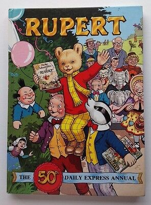 Rupert Annual the 50th (1985)