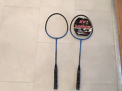 Brand new badminton Racket set with Cover black Color comes with shuttlecock
