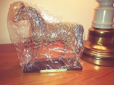 Trail of Painted Ponies Collectible Figurine NIB Carved in History 2E/9470
