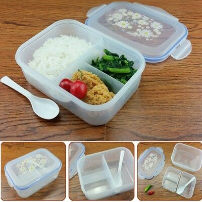 Dinnerware Sets Bento Lunch Box Food Container TableWare Tupperware