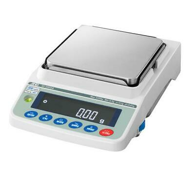 A&D GF-3000 Precision Lab Balance, Compact Jewelry Scale 3100gX0.01g, NEW