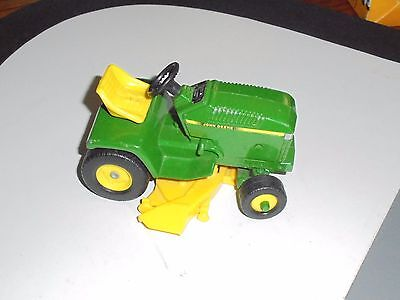 """John Deere Ertl Riding Lawn Mower Tractor Diecast Metal Toy Collectible 4.5"""" L"""
