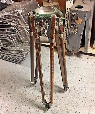 Nice Vintage set of Wooden Tripod Baby Legs good condition