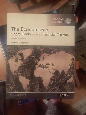 the economics of money banking and financial markets essay Labor and financial markets  introduction to money and banking  economic growth, low unemployment, and low inflation we have yet to discuss money and its.