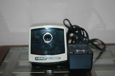 Stanley Bostitch Electric Pencil Sharpener Model EPS 5 Vintage