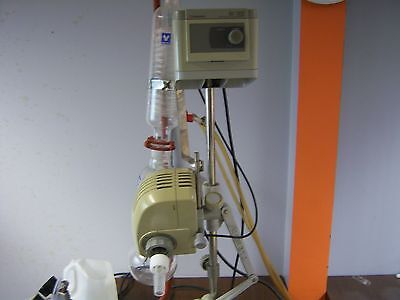 Yamato RE-200 Rotary Evaporator (Rotovap)-Complete Working System, Not Surplus