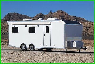 In Stock!!  26' Commercial Grade Mobile Office Command Center Trailer