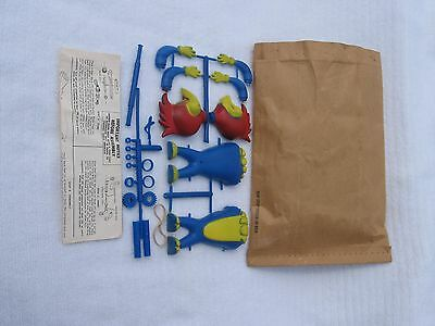 Kellogg's Cereal Premium Woody Woodpecker Swimmer Toy F&F Mold & Die Works