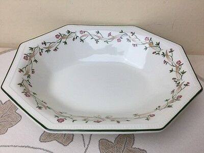 Johnson Brothers Eternal Beau Oval Open Vegetable Serving Dish Unused