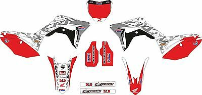 MX Dekor Honda CRF 450 Camo von 2017 - 2018 Full Kit