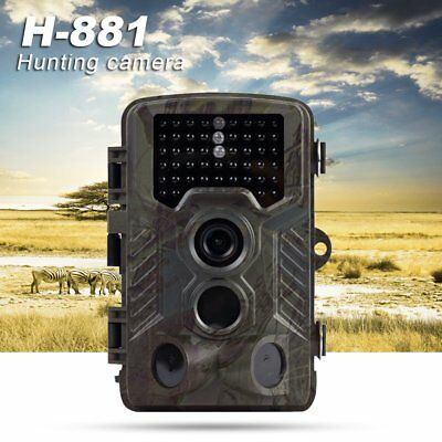 H881W HD16MP 850NM 12 months Standby time Scouting Infrared Trail Hunting Camera