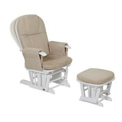 Breastfeeding Chair & Footstool