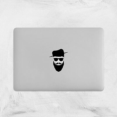 Hipster Decal for Macbook Pro sticker vinyl air mac 13 15 11 laptop skin funny