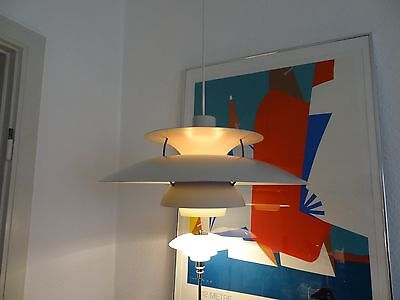 Louis Poulsen PH5 Pendelleuchte danish modern design