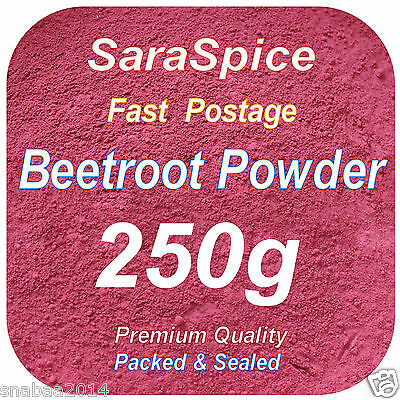 Beetroot Powder 250g - SaraSpices - Herbs & Spices