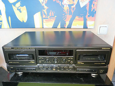 Technics RS-TR979 High End Doppel-Tapedeck