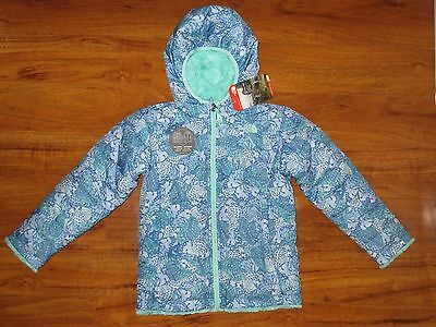 Girls The North Face mossbud swirl jacket 6