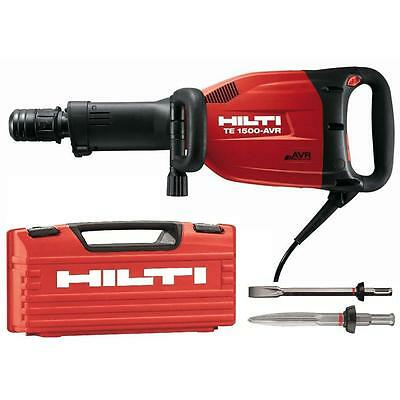 Hilti TE 1500-AVR /120V Demolition Hammer BRAND NEW IN PLASTIC BOX.