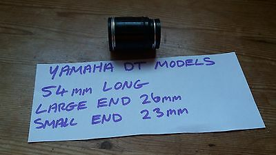 New Exhaust Rear Pipe Joining Rubber Yamaha Dt 50, 80, 125, 175, 250, 400 Models