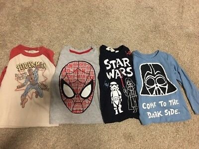 Lot Of Toddler Boy Long Sleeve Shirts Size 3t